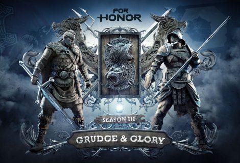 Η 3η season του For Honor θα είναι μεγαλύτερη από ποτέ!