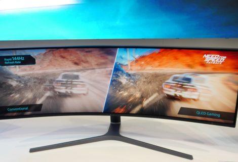 "To 49άρι monitor της Samsung, CHG90, είναι ένα""όνειρο"" για κάθε gamer (IFA 2017)!"