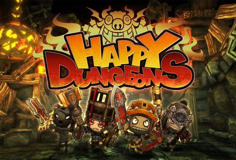 """Το """"χαριτωμένο"""" F2P RPG: Happy Dungeons έρχεται στις 12/9 στο PS4!"""