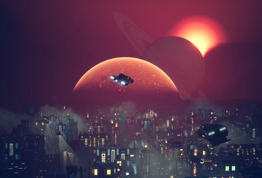 Industries of Titan, ένα εναλλακτικό cyberpunk city-building sim!