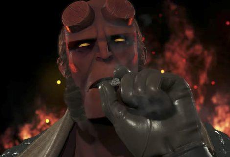 Ο Hellboy έρχεται στο δεύτερο DLC Fighter Pack του Injustice 2!