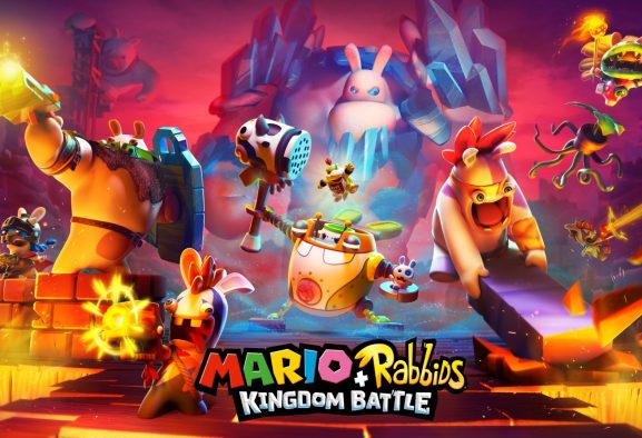 Mario + Rabbids Kingdom Battle hands-on: Oι εντυπώσεις μας από το αναμενόμενο game!