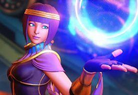 Menat, η νέα ηρωίδα που προστίθεται στο roster του Street Fighter V!