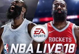 NBA Live 18 έρχεται στις 15/9 με τον James Harden στο cover!