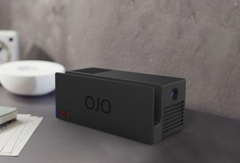 OJO, ένα Switch Dock που είναι και... προτζέκτορας!