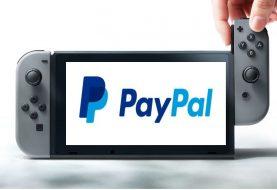 Η PayPal θα είναι διαθέσιμη με την κονσόλα Nintendo Switch!