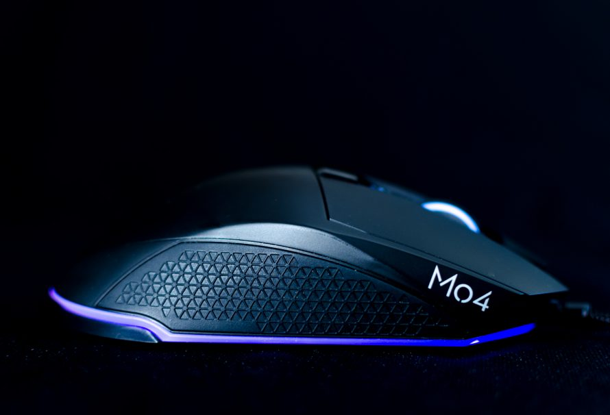 Creative Sound BlasterX Siege M04 Review: «All-Star Gaming Mouse»