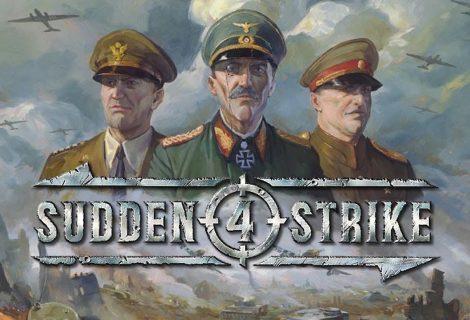 Επιστροφή στα πεδία των μαχών του Β' Παγκοσμίου με το Sudden Strike 4!