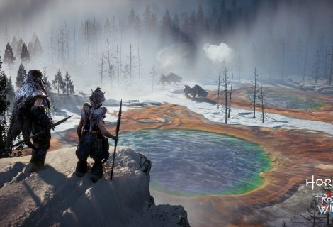 Horizon Zero Dawn, τo πρώτο DLC (The Frozen Wilds) έρχεται στις 7 Νοεμβρίου!