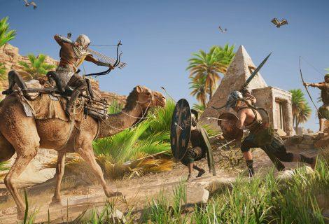 Αποκαλύφθηκε το cinematic trailer του Assassin's Creed Origins για τη φετινή Gamescom!