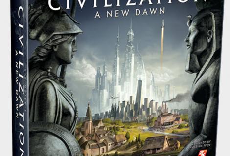 Νέο Civilization board game φέρνει τη μαγεία του Sid Meier στο... τραπέζι σας!