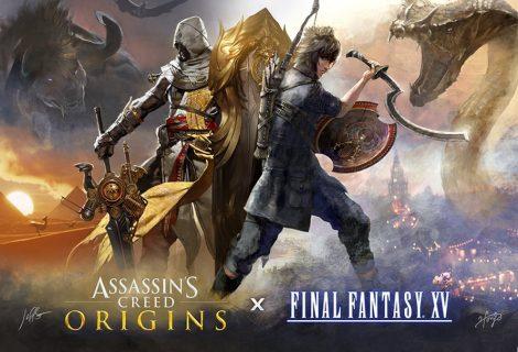 Απίθανο crossover event φέρνει το Assassin's Creed στο Final Fantasy XV