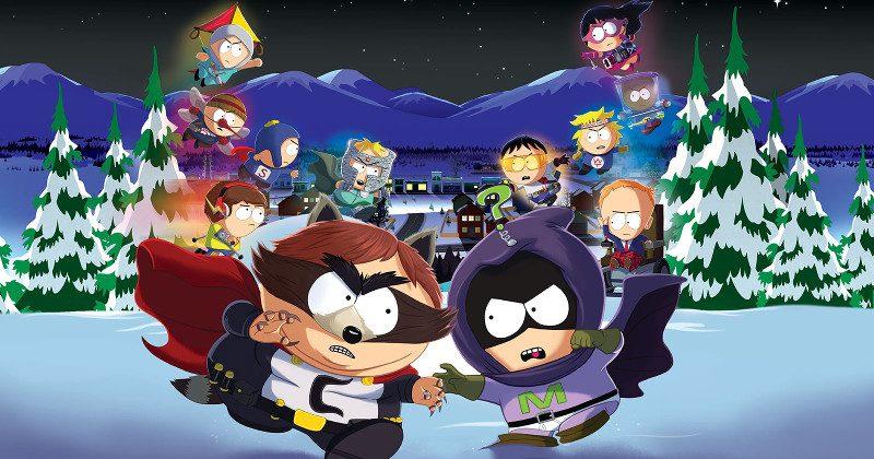 Δείτε τα PC system specs του South Park: The Fractured But Whole!