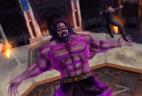 Παιχνίδι βασισμένο στο Fist of the North Star έρχεται του χρόνου στο PS4