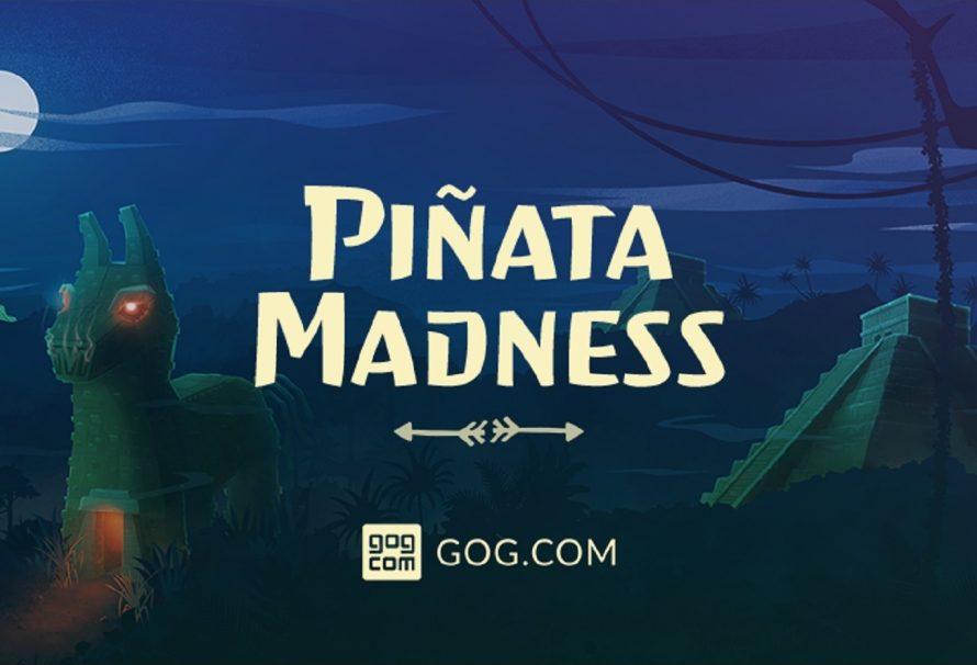 Η Piñata Madness στο GOG.com σου προσφέρει 1 τυχαίο game για κάτω από 3€!