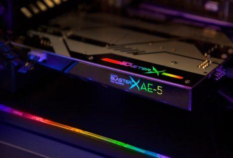 Η Creative θα γιορτάσει τα 30α της γενέθλια στη Gamescom με την παρουσίαση της Sound BlasterX AE-5!