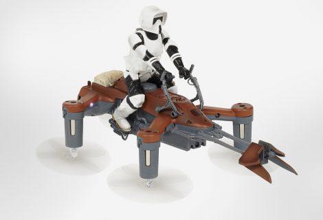Αποτελέσματα διαγωνισμού Star Wars drone της Propel!