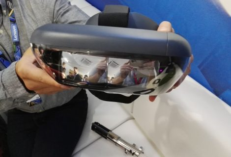 Γνωρίσαμε το νέο Star Wars AR headset της Lenovo και… ξυπνήσαμε τη Δύναμη (αποκλειστική συνέντευξη)!
