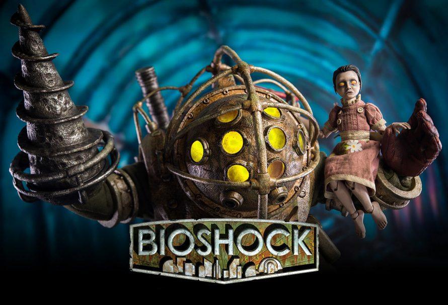 Απίθανες «BioShock» συλλεκτικές φιγούρες του Big Daddy και της Little Sister!