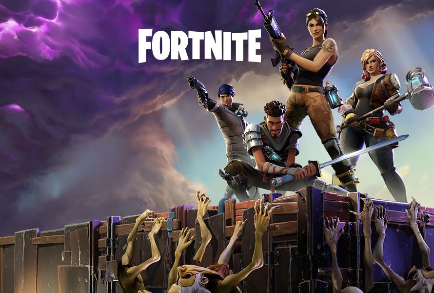 Χαμός με το Battle Royale mode του Fortnite, καθώς βάζει 1 εκατ. gamers σε 24 ώρες!