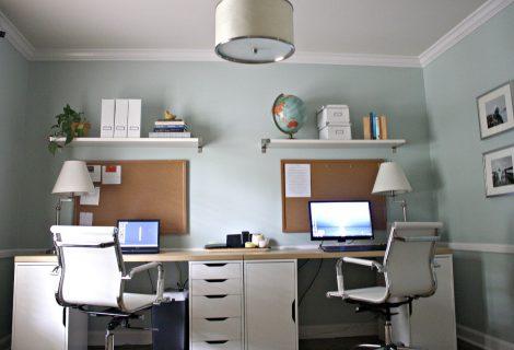 Home office 101: Πως να μεταφέρεις το γραφείο στο σπίτι σου!
