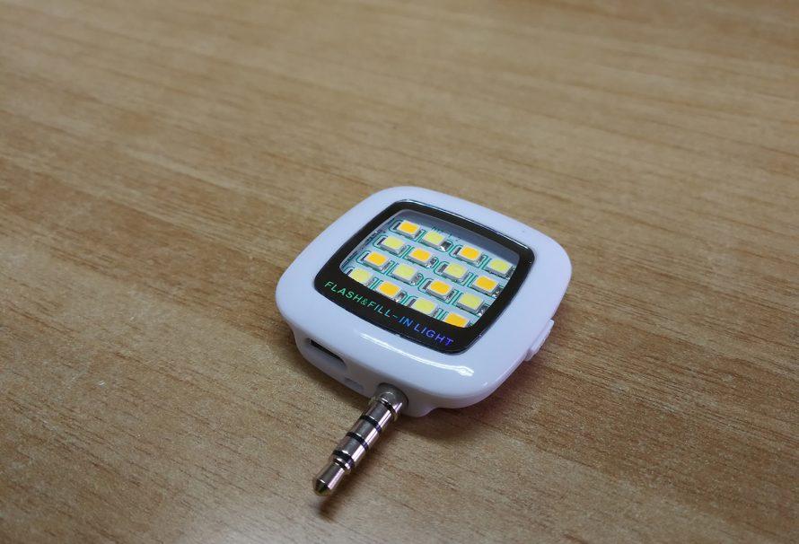 Φλας κάμερας με 16 LED για όλα τα κινητά