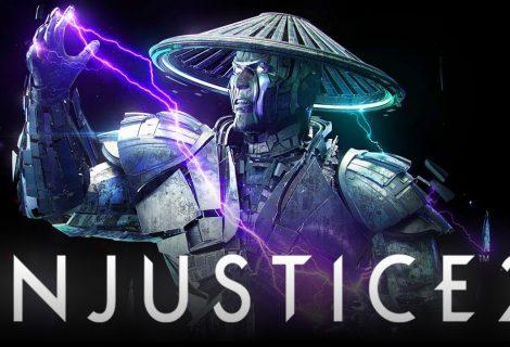 Η «ατμόσφαιρα ηλεκτρισμένη» με τον Raiden να εμφανίζεται στο Injustice 2!