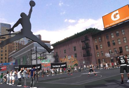 "Run the «Neighborhood»… Το νέο mode του NBA 2K18, ""σκοράρει""!"