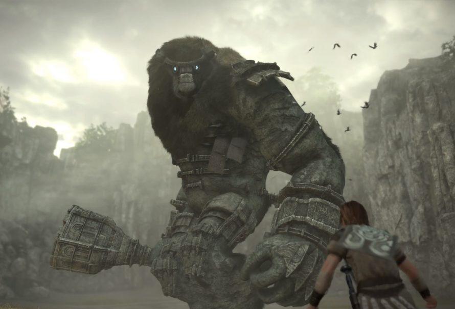Νέο επικό trailer του Shadow of the Colossus remake στο TGS 2017!