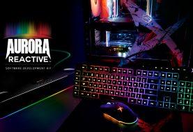 H Creative παρουσιάζει το Aurora Reactive SDK  για τη σειρά Sound BlasterX!