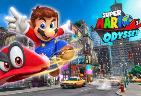 Ο Mario και το... καπέλο του, σε νέο gameplay video του Super Mario Odyssey!