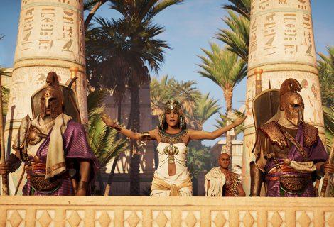 Νέο mode περιήγησης χωρίς μάχη για το Assassin's Creed Origins