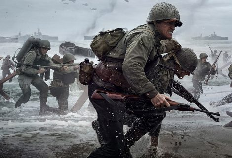 Οι 4 single-player πρωταγωνιστές του Call Of Duty WWII αποκαλύπτονται