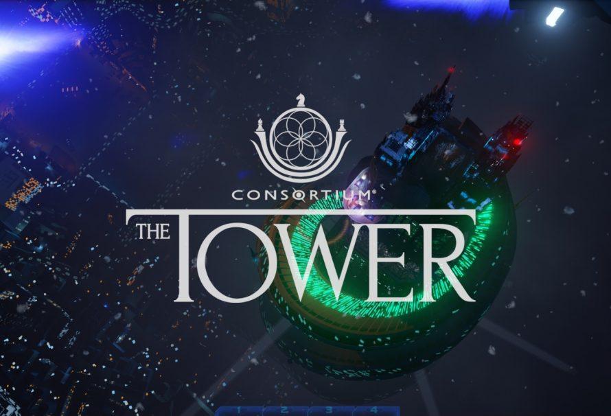 Ετοιμάσου για την κυκλοφορία του Consortium: The Tower!