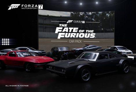 Τα αυτοκίνητα του Fast and Furious στο Forza Motorsport 7 ως DLC
