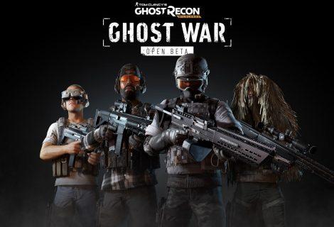 Το Ghost Recon Wildlands αποκτάει το «Ghost War» PvP mode και γιορτάζει με Open Beta!