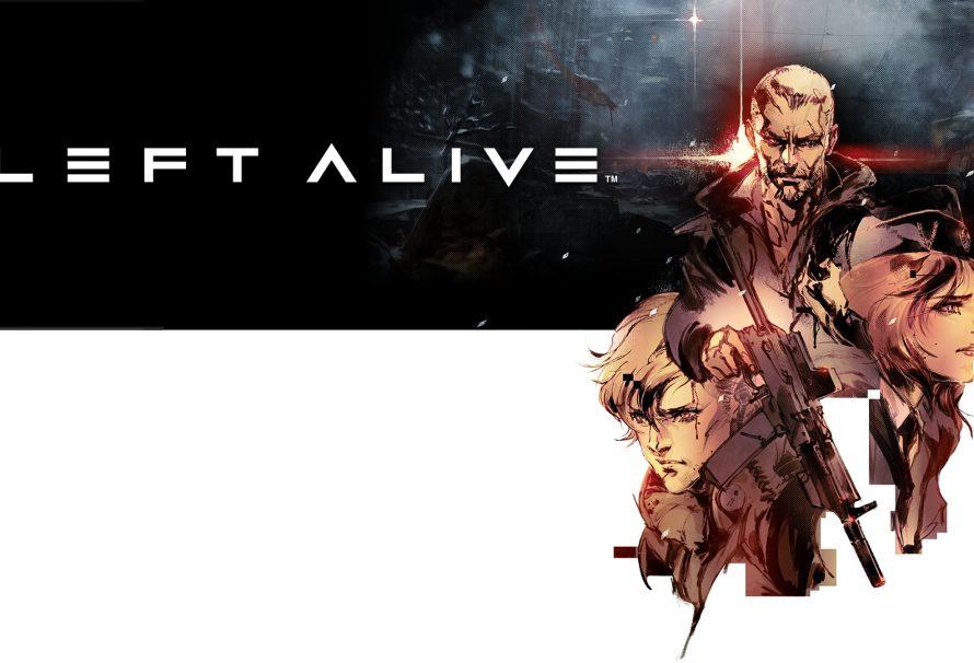 Ανακοινώθηκε το survival action shooter Left Alive!