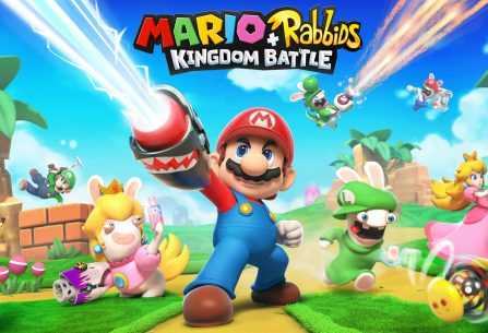 Mario + Rabbids Kingdom Battle Review