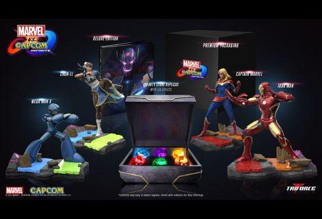 Marvel VS Capcom: Infinite - τι θα βρείτε μέσα στη συλλεκτική έκδοση!