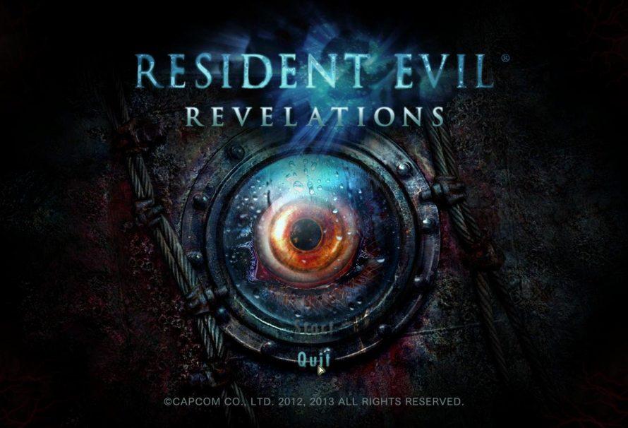 Resident Evil: Revelations HD Review