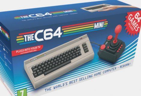 Commodore 64 Mini, έρχεται το 2018 και θα τρελάνει τους fans του retro gaming!