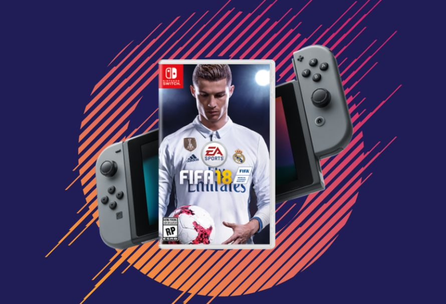 FIFA 18 Review – Switch Edition