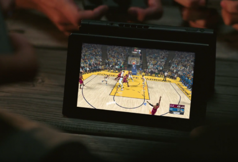 To launch trailer της Switch version του NBA 2K18 «σκοράρει»!