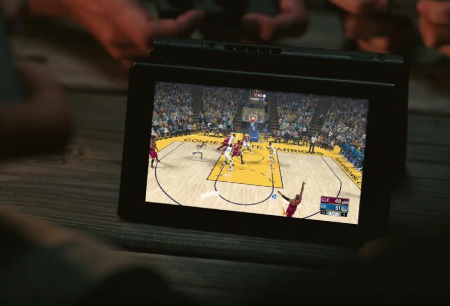 To launch trailer της Switch version του NBA 2K18 «σκοράρει»!