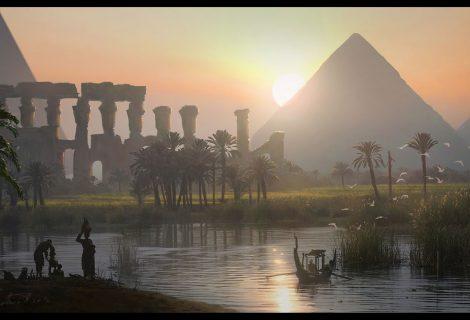 Το νέο, From Sand trailer του Assassin's Creed Origins είναι υπέροχο!
