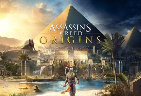 Το πολυαναμενόμενο Assassin's Creed Origins ήρθε στον ΓΕΡΜΑΝΟ!