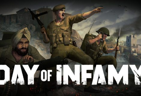 Free Weekend για το Day of Infamy!