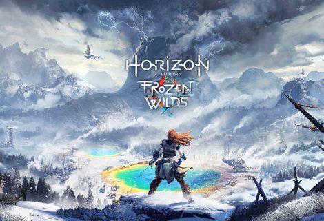 Αυτό είναι το νέο trailer του Frozen Wilds DLC για το Horizon Zero Dawn