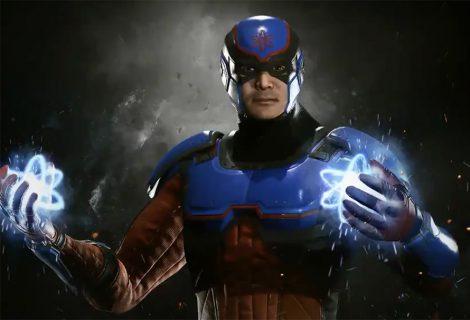 Ο Atom στην ομάδα του Injustice 2 δείχνει ότι… το μέγεθος δεν μετράει