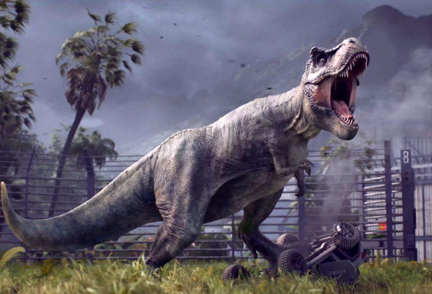Στο πρώτο trailer του Jurassic World Evolution οι δεινόσαυροι κάνουν… πάρτι!